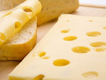 10. Fromage suisse