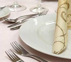 25 r gles d 39 or pour une table parfaitement dress e - Comment placer les couverts sur une table ...
