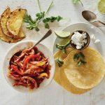 Recette facile de tacos de poulet et chipotle aux ananas