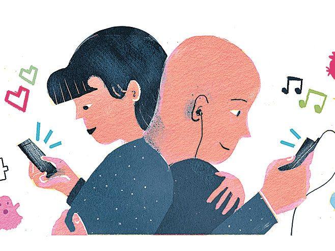 Technologie : apprendre à se déconnecter