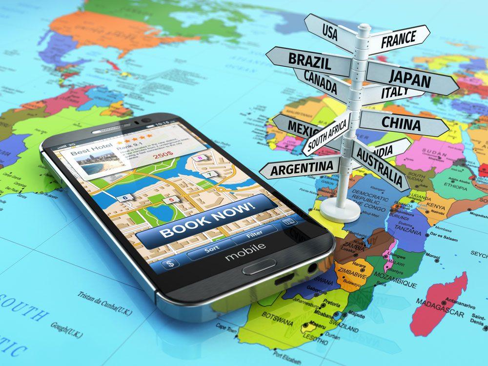 Le GPS ancré dans les technologies vestimentaires vous montrera la route