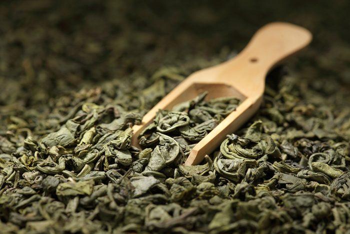 Aliment beauté : thé vert pour une belle peau