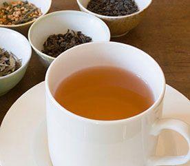 5.Infusez du thé