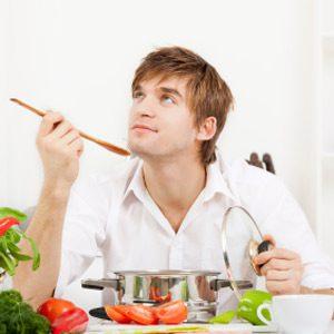 7. Jouez avec les aliments
