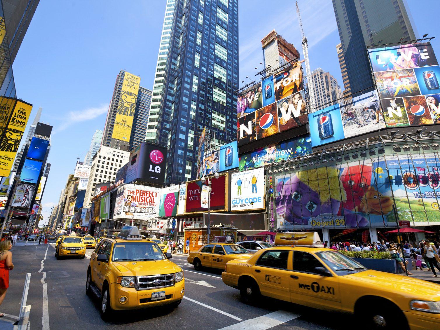 6. Times Square et le quartier des théâtres