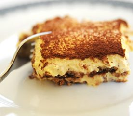 6.Gâteau au fromage tiramisu