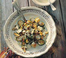 5. Tofu et légumes à la sauce sésame
