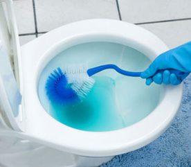 Si la cuvette de votre toilette ne paraît pas très propre.