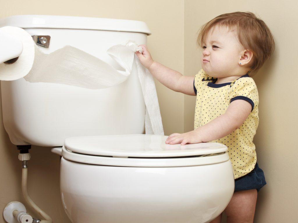 Désinfectez votre toilette