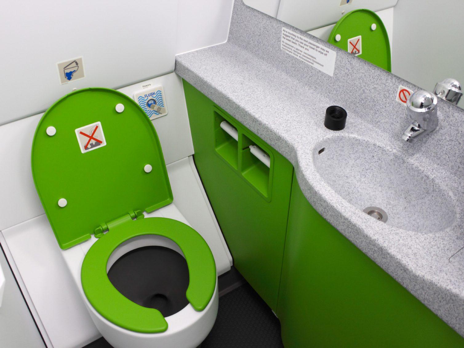 13. Les fréquents voyages aux toilettes