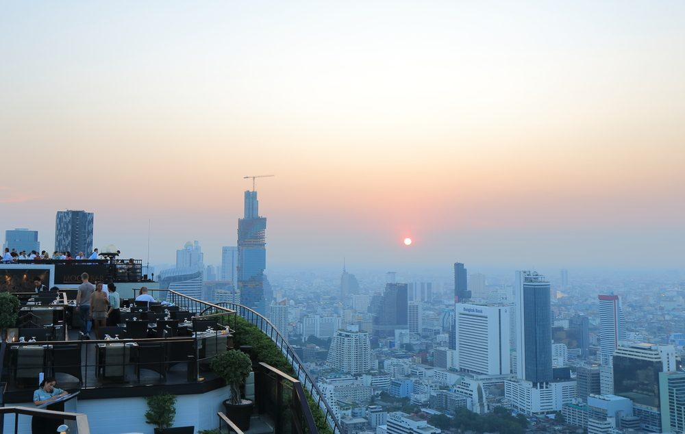 Le toit du monde #3 se trouve à Bangkok