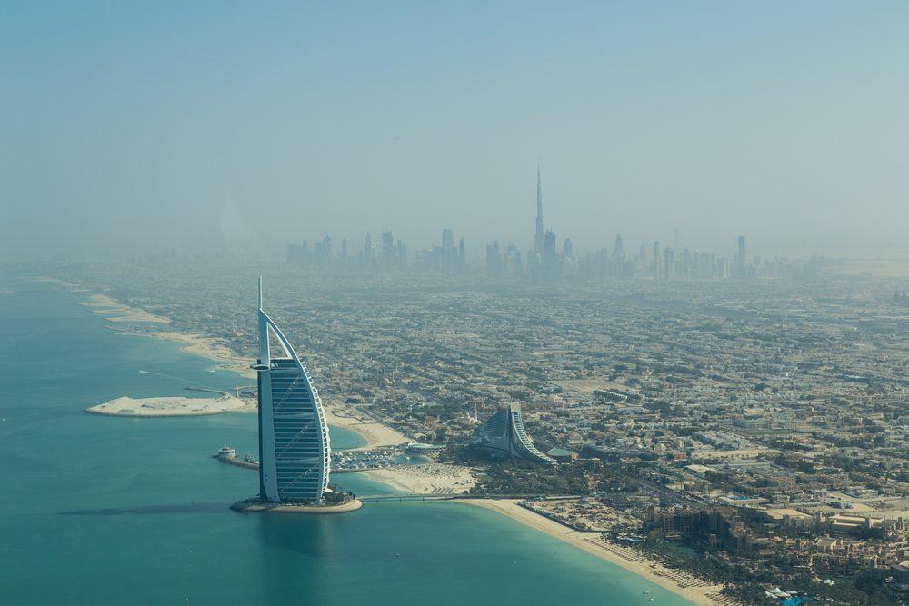 L'un des toits du monde les plus connus : le Burj Al Arab