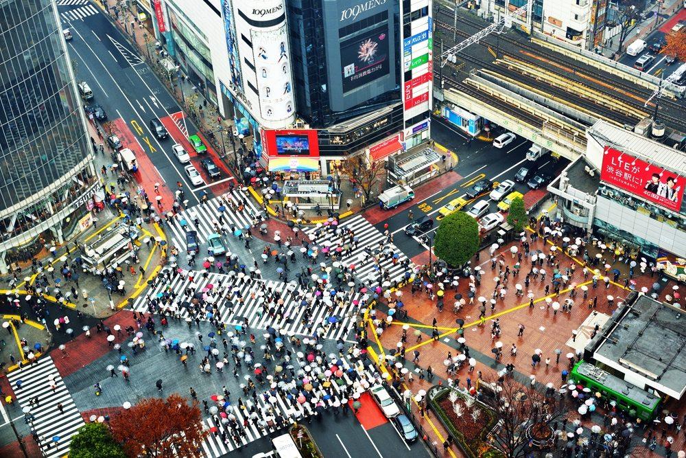 Toit du monde #4: le Shibuya à Tokyo