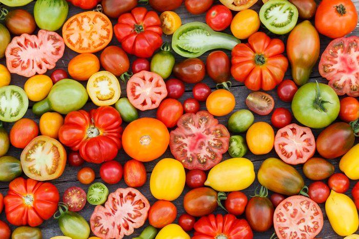La tomate pour mincir et brûler la graisse