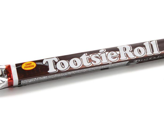 5 - Bonbons Tootsie Roll