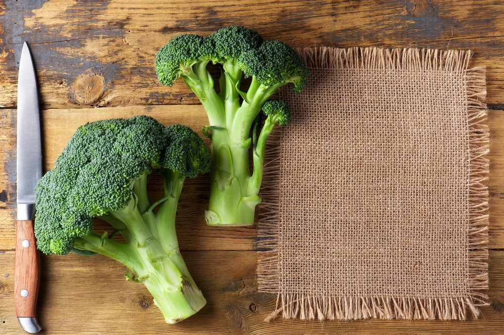 2. Broccoli, a vegetable of choice for your health!