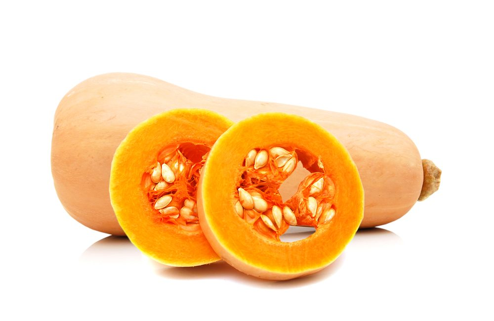 4. Winter squash, a cucurbbit beneficial to your health
