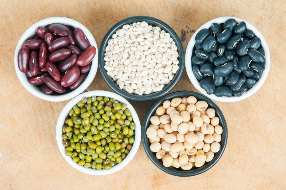 6. Legumes for good health