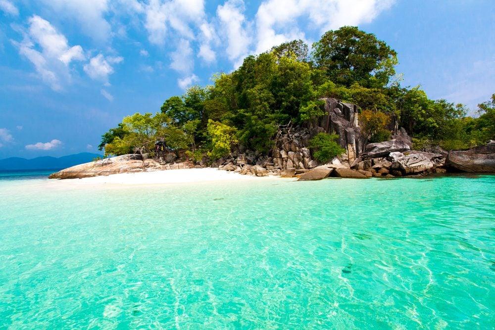 2. Les plages spectaculaires de Koh Lipe en Thaïlande