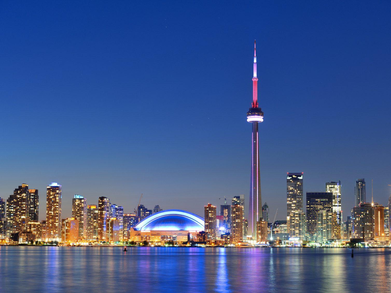 2. Toronto, Ontario