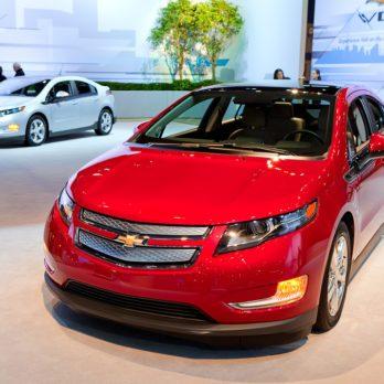 Ce que vous devez savoir sur la Chevrolet Volt 2016