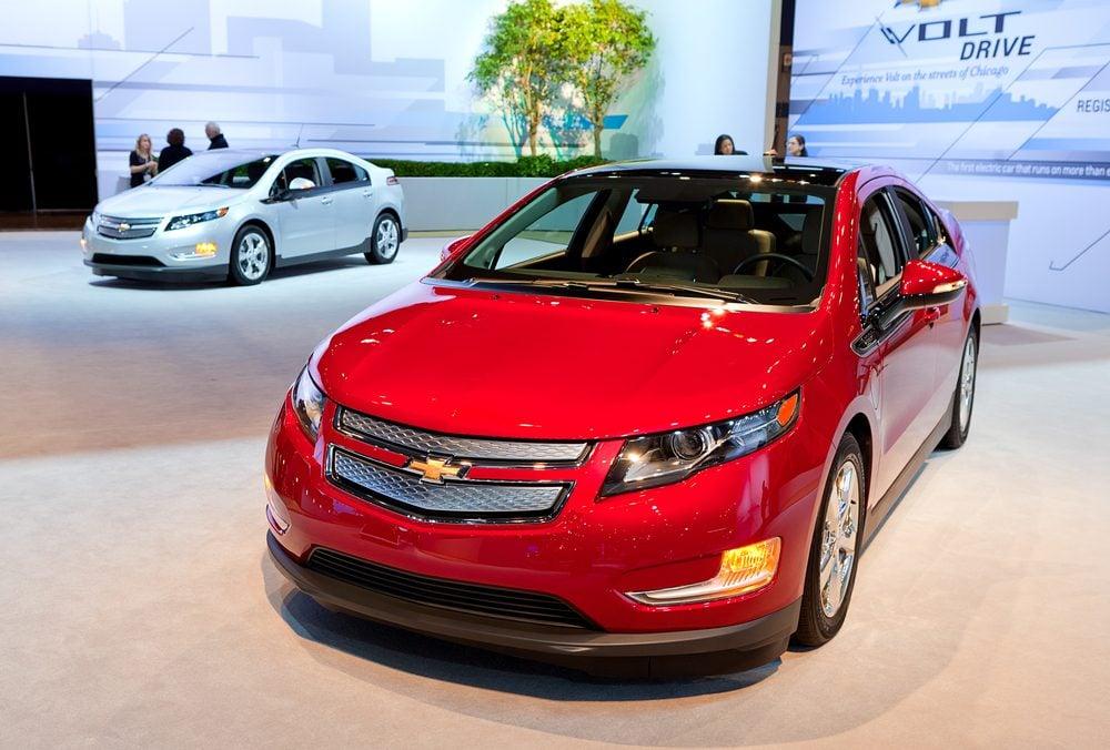 La dernière Chevrolet Volt est plus puissante