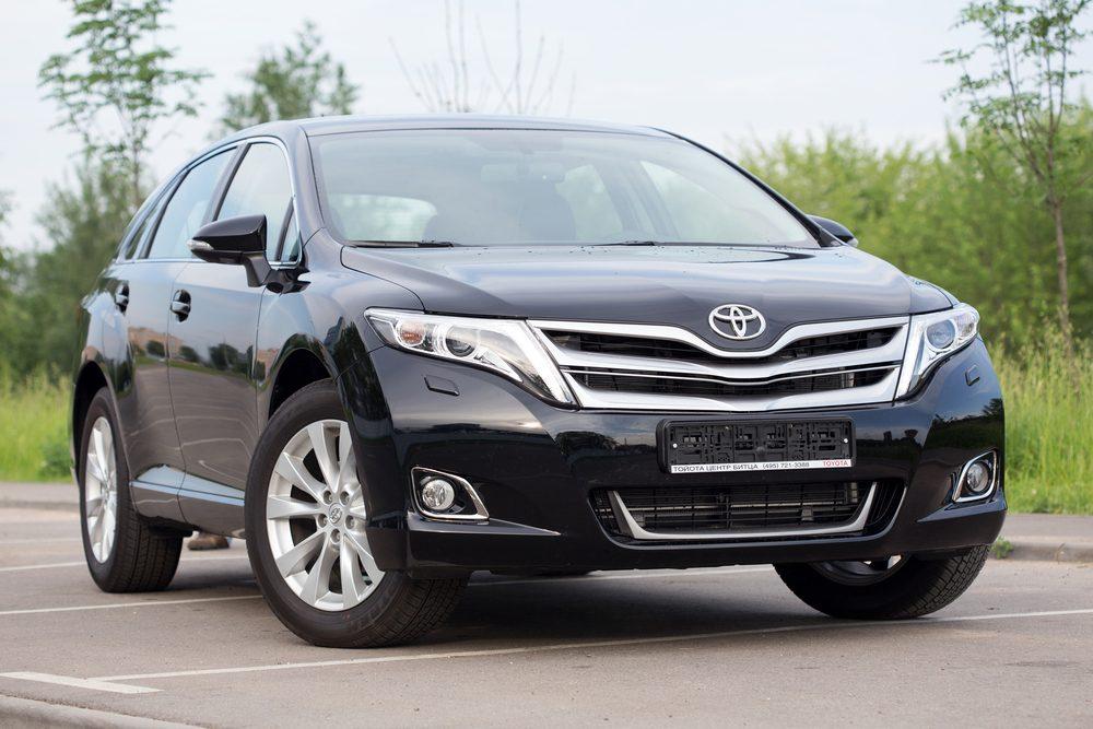 Tout ce que vous devez savoir sur la Venza de Toyota