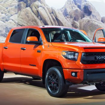 Le Toyota Tundra: le camion pick-up parfait