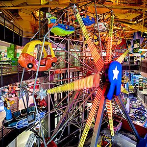 Les 10 magasins de jouets les plus spectaculaires au monde for Fun thing to do in nyc