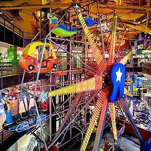 Les 10 magasins de jouets les plus cool au monde