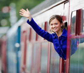 5 astuces pour voyager en train