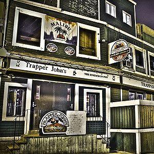 4. Le Trapper John's, à Terre-Neuve