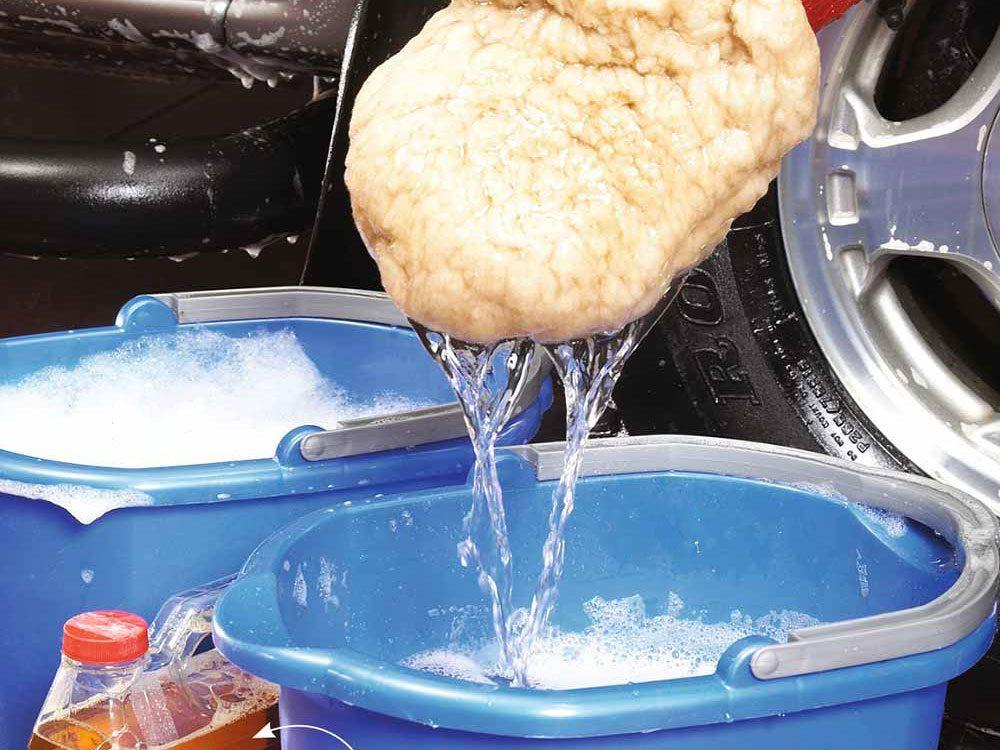 Utilisez les bons produits nettoyants