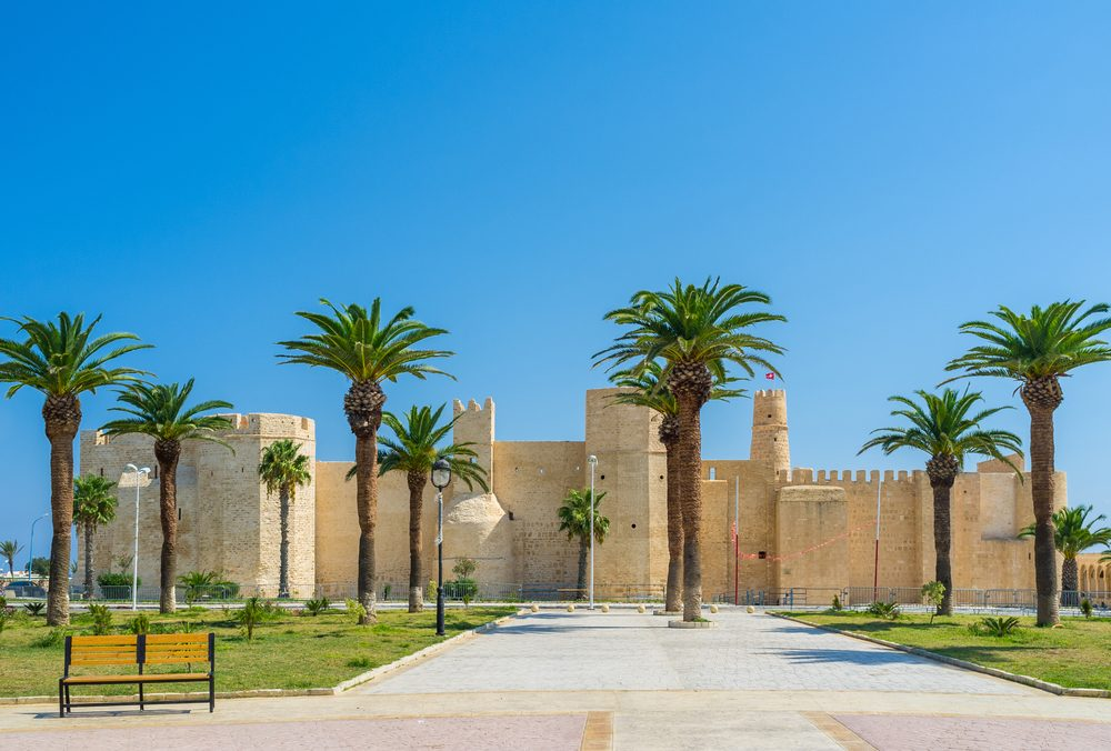 La Tunisie.