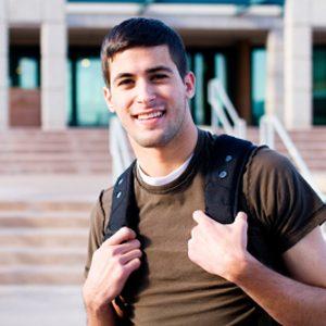 4. Nous avons eu un jeune homme qui avait du mal à se concentrer pendant les examens de fin d'année.