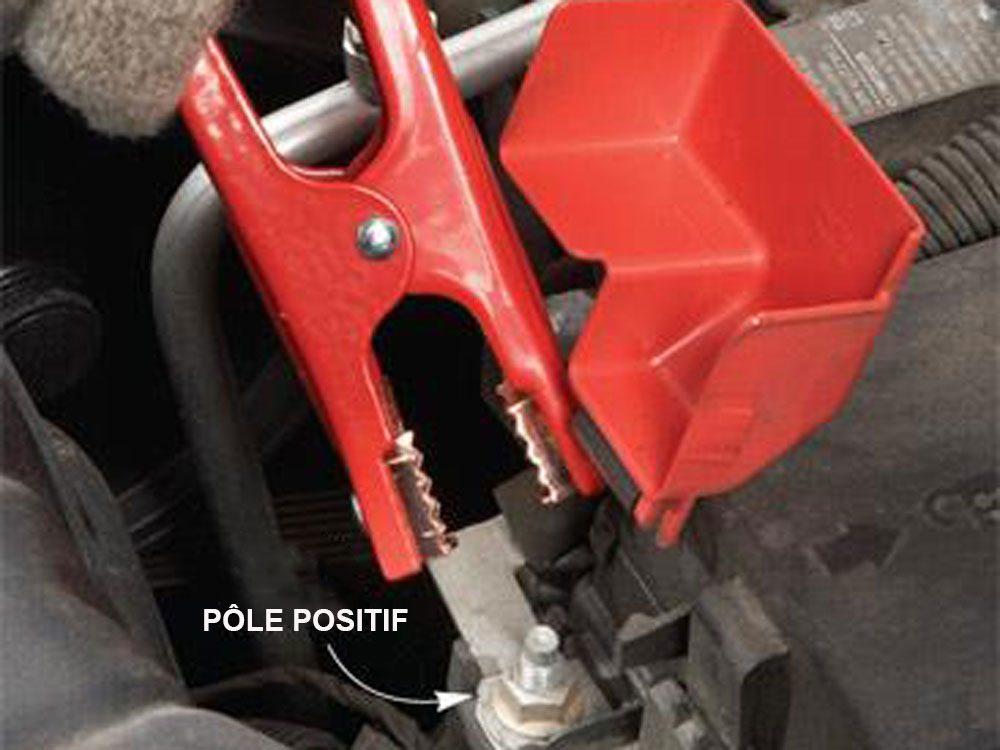Comment recharger pile de voiture