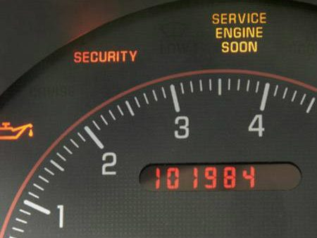 Étape 2: l'inspection d'un véhicule usagé