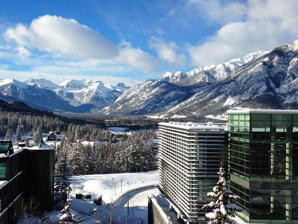 Des vacances au Go Goddess Retreats, Banff
