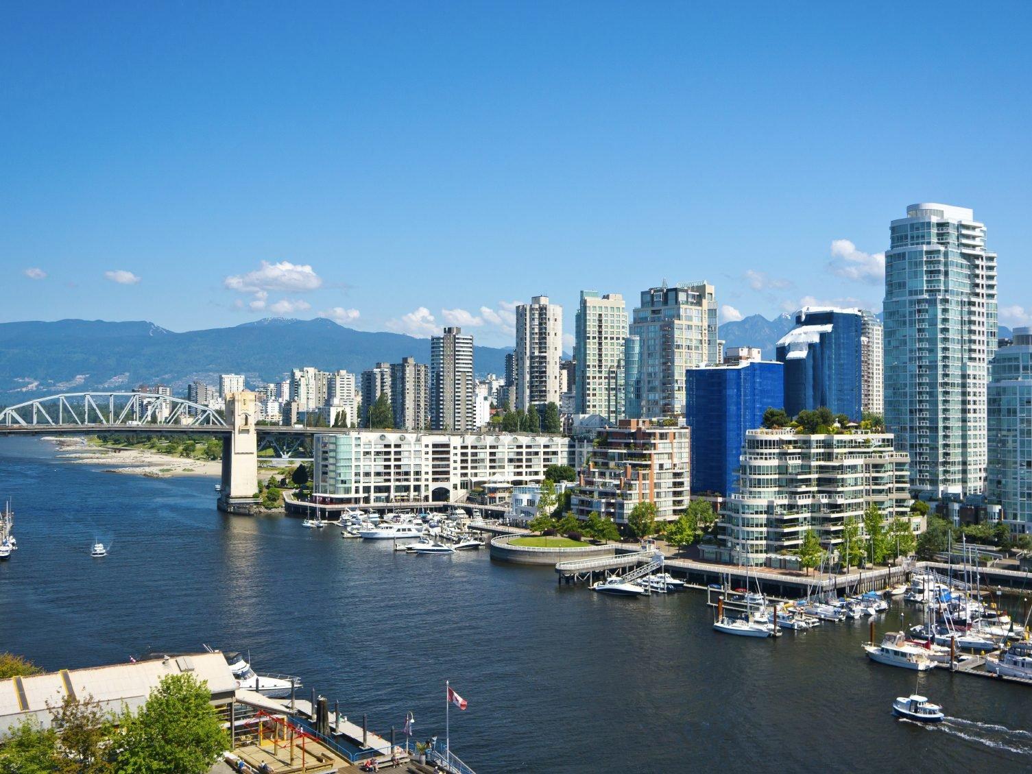1. Vancouver, Colombie-Britannique