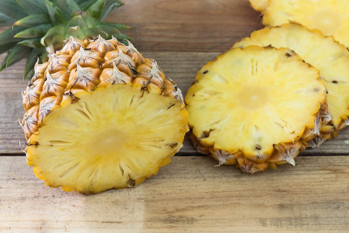 Plus de vertus de l'ananas