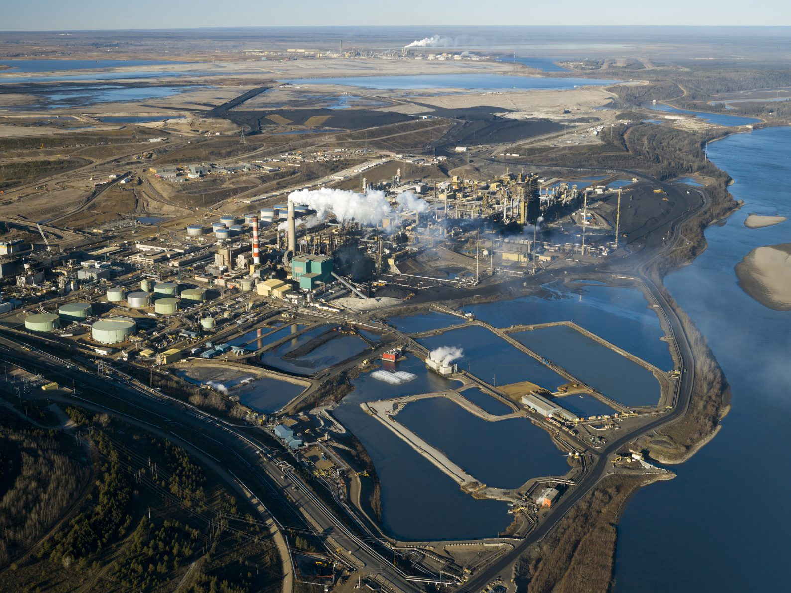 10. Fort McMurray, Alberta