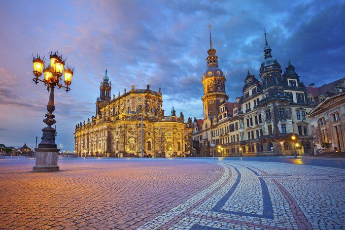 Dresde, Allemagne