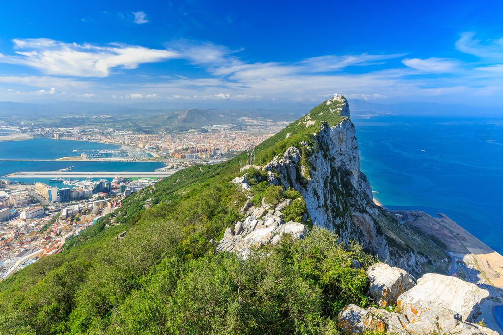 Gibraltar, Espagne