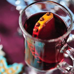 1. Vin chaud aux épices