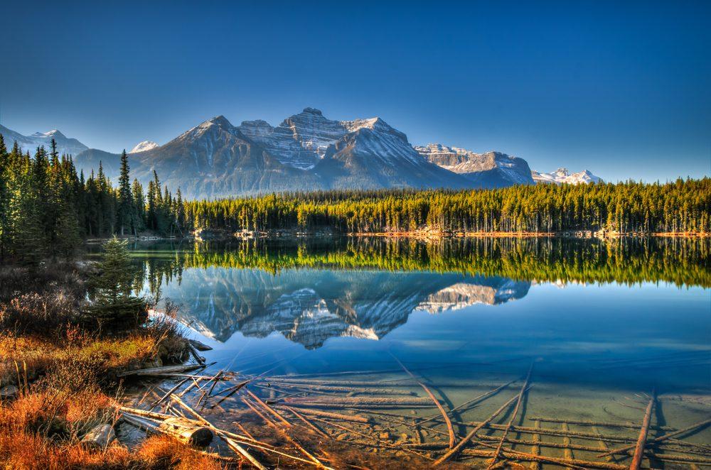 Icefields Parkway - Parc national de Banff et Parc national de Jasper