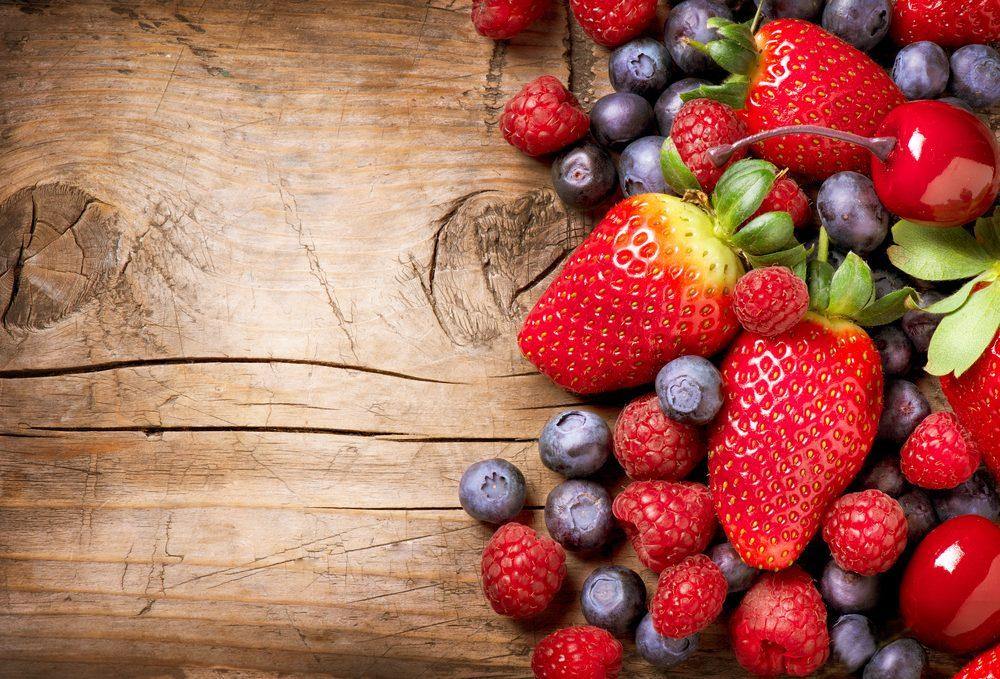 Erreur beauté: ne pas consommer assez d'aliments riches en vitamines A, C et E