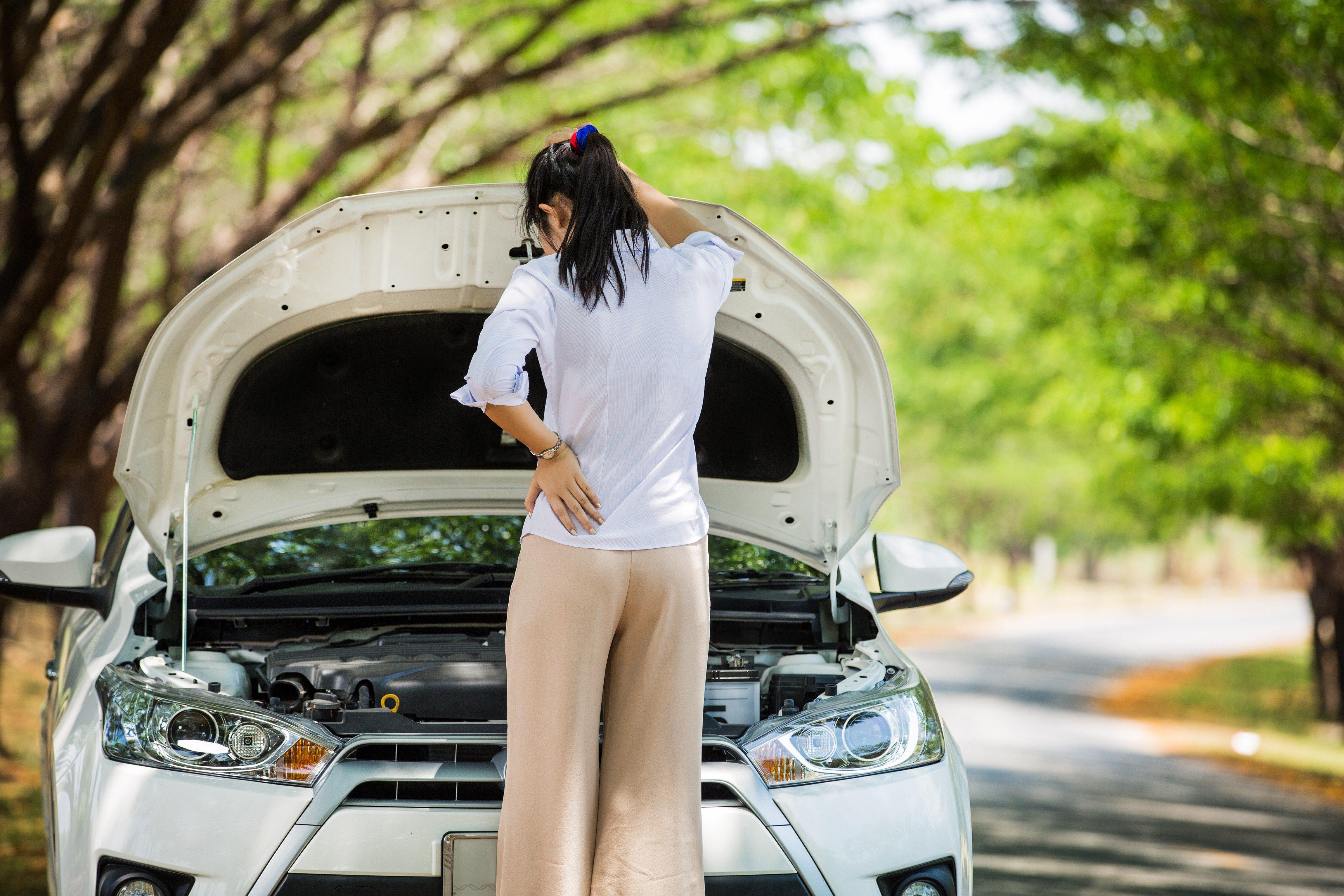Votre voiture ne démarre pas, mais ne perdez pas espoir!
