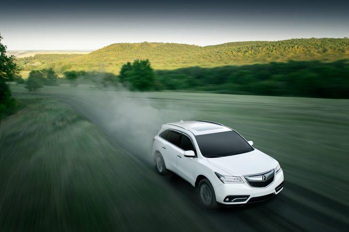 L'Acura MDX, pour les amateurs de performance