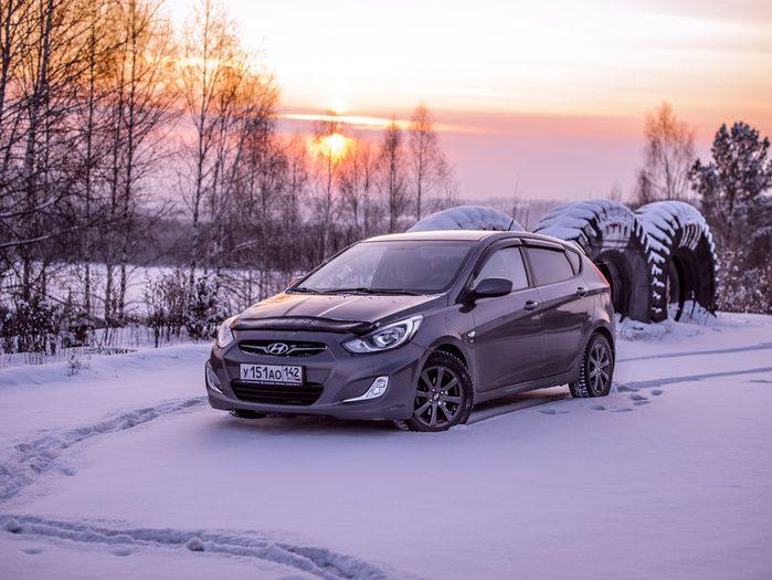 La Hyundai Accent, un véhicule usagééconomique