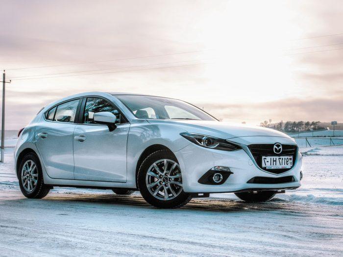 La Mazda 3, une belle occasion pour le confort